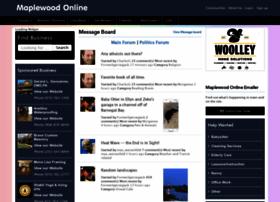 maplewoodonline.com
