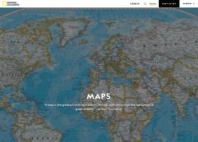 Maps.nationalgeographic.com