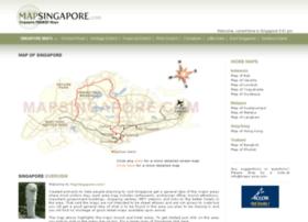 mapsingapore.com
