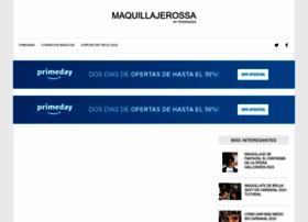 maquillajerossa.com