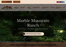 marblemountainranch.com