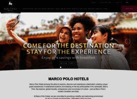 marcopolohotels.com