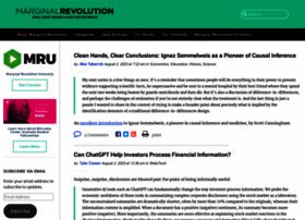 marginalrevolution.com