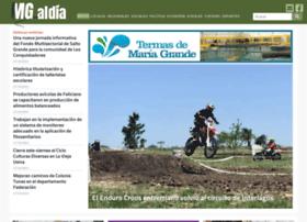 Mariagrandealdia.com.ar