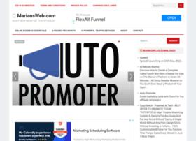 mariansweb.com