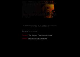 marilyn-manson.net