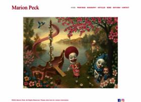 marionpeck.com