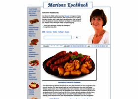 marions-kochbuch.de