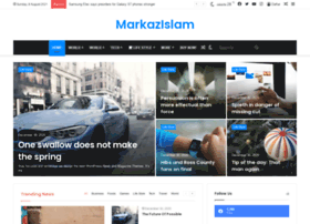 markazislam.com