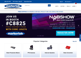 markertek.co.uk