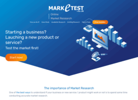 marketest.co.uk