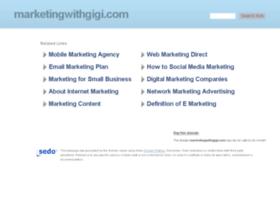 marketingwithgigi.com