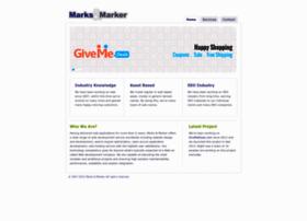 marksandmarker.com