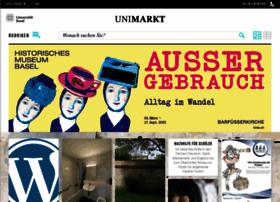 Markt.unibas.ch