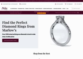 marlowscertifieddiamonds.co.uk