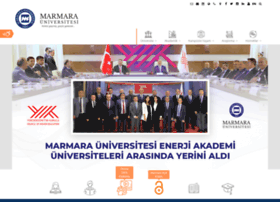 marmara.edu.tr
