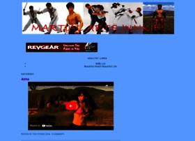 Martialartsjunkie.blogspot.com