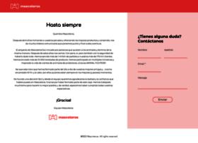 mascoteros.com
