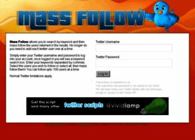 mass-follow.com