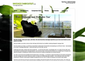 massagechairoutlet.com