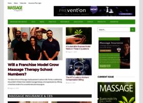 massagemag.com