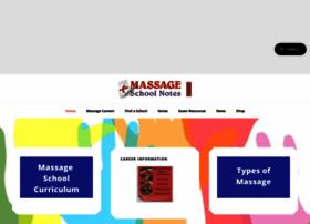 massageschoolnotes.com