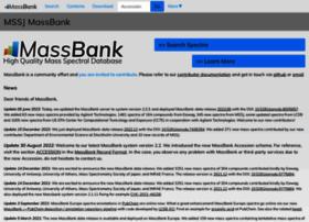massbank.jp