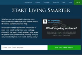 masterfxoptionstrader.agorafinancial.com