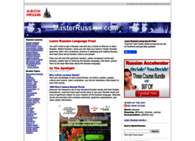 masterrussian.com