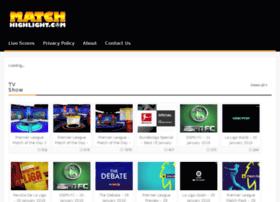 matchhighlight.com