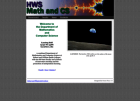 math.hws.edu
