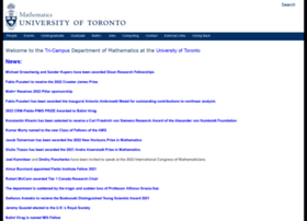 math.toronto.edu