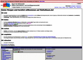 matheraum.de