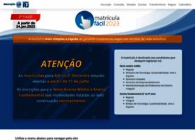 Matriculafacil.rj.gov.br
