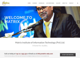 matrix-edu.com