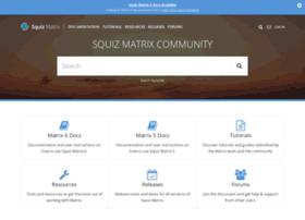 matrix.squiz.net