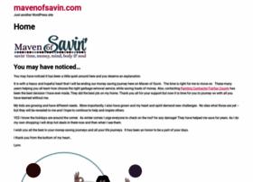 mavenofsavin.com