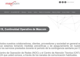 maxcom.com