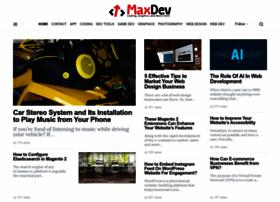 maxdev.com