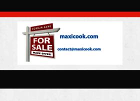 maxicook.com
