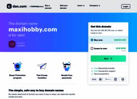 maxihobby.com