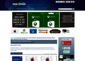 maximuscards.com