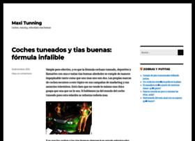 maxituning.es