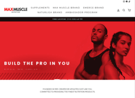 maxmuscle.com