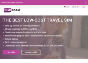 maxroam.com