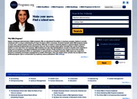 Mbaprograms.org