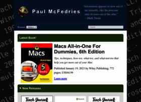 Mcfedries.com