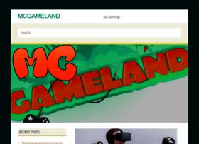 mcgameland.com