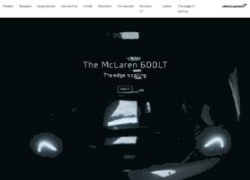 mclarenautomotive.com
