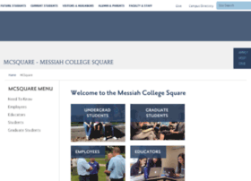Mcsquare.messiah.edu